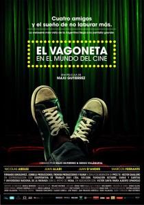 Afiche EL VAGONETA 540